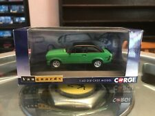 Vanguards Ford Escort Mk2 RS Mexico Signal Green Grun LHD VA12606B MIB 1/43 Ltd