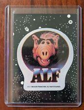 1988 Topps Alien Production - ALF Mugshot sticker / trading card #29 @('_')@