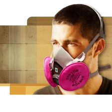 KOUKANG 6200+2091 Gas mask Suit Respirator Painting Spraying Face Size M