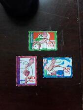 Nederlandse Antillen jaar 1976 nrs 525 - 527 gestempeld (18)