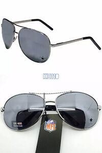 NFL Dallas Cowboys Aviator Sunglass UV400 Protection