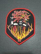Mercyful Fate embroidered patch King Diamond Brats