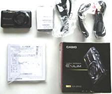 Casio Exilim EX-ZR10 ZR10 ZR-10 digital camera 7x zoom lens *black *tested
