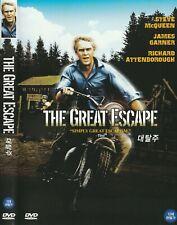 The Great Escape (1963, John Sturges) Dvd New