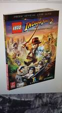 Lego Indiana Jones 2 Strategy Guide guida