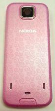 Nokia 7210 Supernova Cellphone Battery Door Back Cover Housing Case Pink OEM