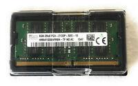 HMA41GS6AFR8N-TF New SK Hynix 8GB 2Rx8 PC4-2133P DDR4 2133MHz Memory Laptop RAM