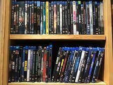 Lot de 66 Blu-ray ( 3D, collector, métal, steelbook ) Que des hits ! Rare !