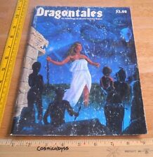 Dragontales magazine Fantasy Fiction 1980 Gardner Fox Dungeons & Dragons