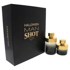 Halloween Man Shot by Halloween Perfumes for Men - 2 Pc Gift Set 4.2oz EDT Spra