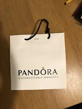 50 X BRAND NEW SEALED LARGE GENUINE PANDORA GIFT BAGS 23cm X23cm