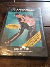 Krav Maga - Line of Fire (DVD, 2004)