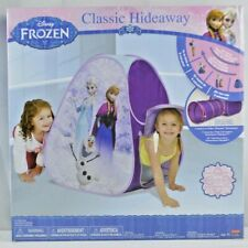 Hideaway Tent DISNEY FROZEN Elsa Playhouse Hide 'N Seek Fun Easy Setup Portable