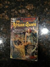 The African Queen C S Forester Bantam 712 Movie Tie In paperback vtg