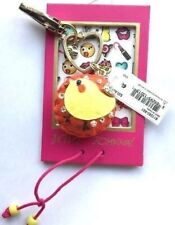 Betsey Johnson Keychain and Picture Frame
