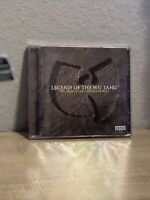 WU-TANG CLAN - LEGEND OF THE WU-TANG CLAN: WU-TANG CLAN'S GREATEST HITS NEW CD