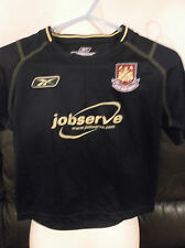 "West Ham United FC Blue Away 2003/04 Shirt. Size 26"" - 28"""