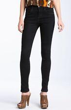BNWT JOE'S VISIONAIRE Blu Scuro Vita Alta Skinny Jeans W31 L29 RRP £ 175