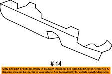 HONDA OEM 09-11 Pilot Splash Shield-Access Cover 74112SZAA00