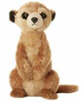 Aurora MINI FLOPSIE MEERKAT Baby/Child 15cm Soft Teddy Toy/Gift Nursery BN