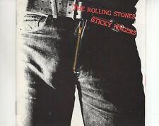 CD THE ROLLING STONESsticky fingersAUSTRIA EX+ (B3221)