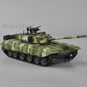 Diecast Military Model Toy 1:42 T-99 China Main Battle Tank Replica Sound Light
