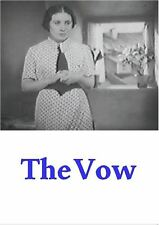 THE VOW  (1937) * with hard-encoded English subtitles *