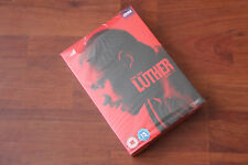 LUTHER SERIES 1-3 DVD BOX SET, *** FREE P&P.