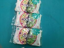6 Pieces Ocelo No Scratch Scrub Sponge Cleaning Dish Kitchen Pad 3 packs of 2