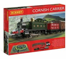 Hornby Hobbies Cornish Carrier Playset Oval Of Track With Siding Adds Operation