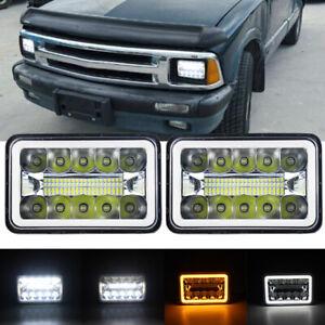 300W LED Headlight H//Lo For Chevrolet S10 Camaro G10 G20 G30 R10 R20 P40 R30 V30
