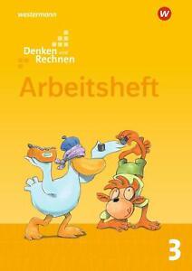 Denken und Rechnen 3. Arbeitsheft. Allgemeine Ausgabe | Ausgabe 2017 | Broschüre
