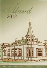 Aland Island Finland Official Mint MNH Åland Stamps Year Set Complete 2012