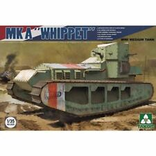 Vehículos militares de automodelismo y aeromodelismo plástico escala 1:35