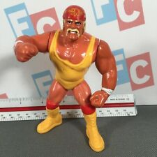 WWF WWE Wrestling Hasbro Series 3 Hulk Hogan Figure #3 Hulkster Rules