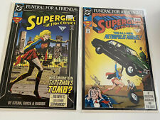 Supergirl In Action #685 #686 Comic Books DC