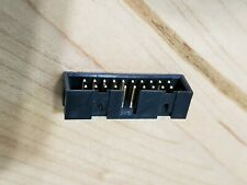 AMPMODU IDC Connector Header Female 7-Contact .1mm Pitch 103645-6 **NEW** Qty.5