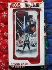 Reyn Star Wars IPhone 6/7 Cell Phone Bump Protector Case White Lucasfilm Disney