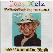 CD de musique rock boogie-woogie