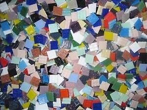 1000 Bumper Pack Mixed 20mm Vitreous Mosaic Tiles
