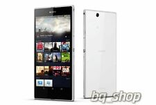 "Sony XPERIA Z Ultra 4G LTE C6833 WHITE 6.4"" FACTORY UNLOCKED 8MP Phone By FedEx"
