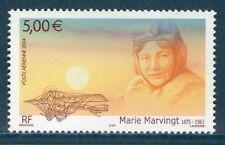 TIMBRE PA N° 67 NEUF XX - MARIE MARVINGT - CREATRICE DE L' AVIATION SANITAIRE