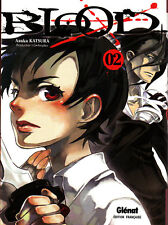 BLOOD    MANGA  N° 2     EDITION  GLENAT
