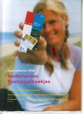 Nederland PTT jaarcollectie 2000 boekjes  -SCHITTEREND cataloguswaarde € 35