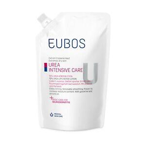 EUBOS 10% UREA Körperlotion Nachfüllpackung 400ml