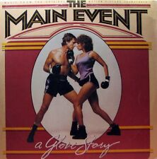 The MAIN EVENT Soundtrack LP - Promo - Barbra Streisand