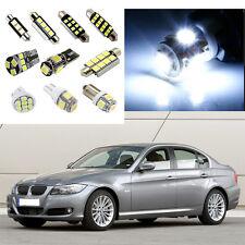 15×White LED Interior SMD Light Kit for BMW 3 Series E90 E91 E92 M3 2006-2011