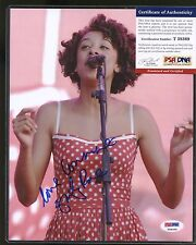 Corrine Bailey Rae Signed 8x10 Photo PSA/DNA COA AUTO Autograph