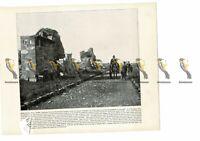 Appian Way, Rome, Italy, Book Illustration (Print), 1899