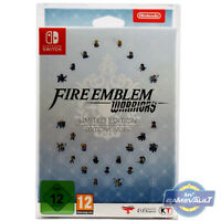 1 BOX PROTECTOR for Nintendo Switch Game Fire Emblem Warriors 0.5mm Plastic Case